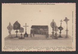 DD / 43 HAUTE LOIRE / POLIGNAC / CHATEAU DE CHALANÇON-POLIGNAC / RELIQUAIRES  ANCIENS DANS LA CHAPELLE - Other Municipalities
