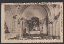 DD / 43 HAUTE LOIRE / POLIGNAC / CHAPELLE DE L' HISTORIQUE MANOIR DE CHALANÇON - Other Municipalities