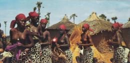 CARTE POSTALE - République De Haute Volta - Trembleuses De Tingréla - Autres
