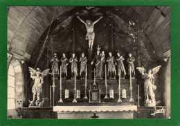 22 - VIEUX MARCHE - Intérieur De La  Chapelle Des Sept Saints Bâtie Sur Une Crypte Dolmen C      X - Otros Municipios