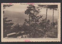 DD / 43 HAUTE LOIRE / POLIGNAC / CHATEAU DE CHALANÇON-POLIGNAC DANS LA VALLÉE DE L' ANCE - Other Municipalities