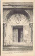DECIZE - DECIZE - Porte Latérale De L'Eglise Saint-Aré - Decize