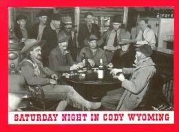 U.S.A.  WYOMING  -  CODY  -  149  Saturday Night In Cody - Cody
