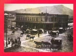 U.S.A.  WYOMING  -  CODY  -  150  Irma Hotel - Cody