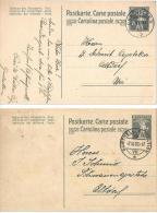 PK  Gurtnellen / Gurtnellen Station - Altdorf                1918/1920 - Cartas