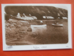 28781 REPRODUCTION POSTCARD: WALES: CAERNARFONSHIRE:  Nefyn. 1933. FRITH COLLECTION. - Caernarvonshire