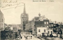 Herve - L´Eglise Et .... Quartiers Environnants - Série 10 N° 54 - 1903 ( Voir Verso ) - Herve