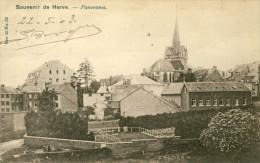 Herve - Panorama De La Commune Et .... Maisons Environnantes à L´église - Série 10 N° 62 -1903 ( Voir Verso ) - Herve