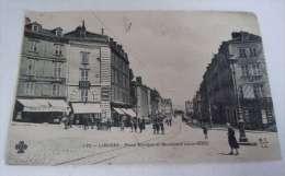 849 -Limoges , Place Manigne Et Boulevard Louis-Blanc - Limoges