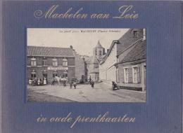 Machelen Aan Leie In Oude Prentenkaarten   Gustaaf Van Damme - Livres