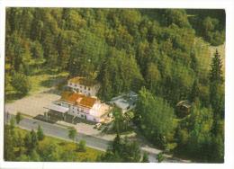 Haiden Bei Aigen / Voglhub - Gemeinde Strobl - Luftbild ( Gasthaus Tankstelle ) - Ohne Zuordnung