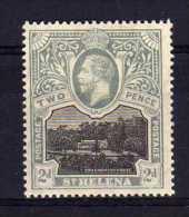 St Helena - 1912 - 2d Definitive (Watermark Multiple Crown CA) - MH - Sainte-Hélène