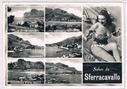 B1764 - Palermo - Saluti Da Sferracavallo. - Palermo