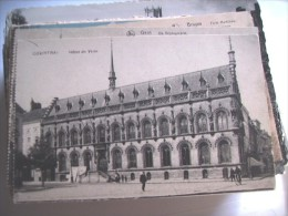 Belgique België Kortrijk Courtrai Stadhuis - Kortrijk