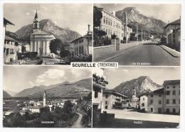 Scurelle - Vedutine - Trento - H1364 - Trento
