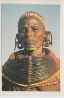 Samburu Woman In Tribal Costume - Kenya