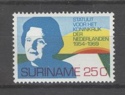 SURINAME 1969 NVPH 528 - Suriname ... - 1975