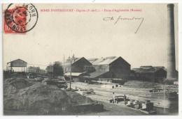 62 - MINES D'OSTRICOURT - OIGNIES - Usine D'Agglomérés (Boulets) - Other Municipalities