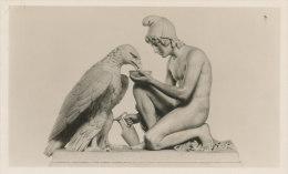 Ganymedes Trifft Jupiter / Kopenhagen / Adler / Eagle (D-A16/01) - Sculptures