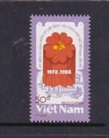 Vietnam1988 Vietnam Russia Friendship Stamp  MNH - Vietnam