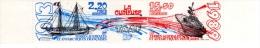 TERRES AUSTRALES Et ANTARCTIQUES  :   LA CURIEUSE - N° 106A - Blocs-feuillets