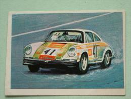 PORCHE ( 7,5 X 5 Cm. ) Zelfklever / Sticker Nr. 175 (?) ( Zie/voir Details Foto ) ! - Automobile - F1