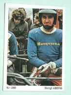 Motocrosser Bengt ABERG ( 7,5 X 5 Cm. ) Zelfklever / Sticker Nr. 286 (?) ( Zie/voir Details Foto ) ! - Racing