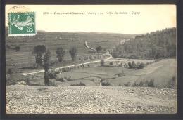 39 CPA   - GRAYE - ET - CHARNAY - La Vallée Du Suran - Gigny - France