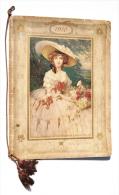 AGENDA-CALENDRIER Année 1910 - GRANDS MAGASINS De La BOURSE, Bruxelles - Calendriers