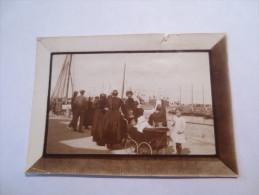 PHOTO - LE CROISIC  -  1927  - VOIR PHOTOS - Barcos