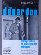 19-CORREZE-AFFICHE - RAYMOND DEPARDON EXPOSITION PHOTOGRAPHIQUE- PHOTO- MUSEE PDT JACQUES CHIRAC 2007 - Affiches