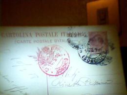 SONDRIO  INTERO POSTLE TIMBRO   CENSURA MILITARE 1918  VB1918  EH2284 - Sondrio