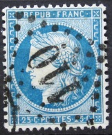 GC  110              ANNECY                   HAUTE SAVOIE - Marcophily (detached Stamps)