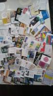 Calendrier De Poche - Lot De 230 Mini Calendriers De 1980 à Nos Jours Nature, Personnage, Animaux, Banque, - Calendriers