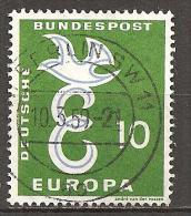BRD 1958 // Mi. 295 O (M.029..589) - Europa-CEPT