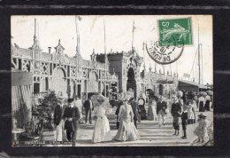 "43056    Francia,  Trouville  -  L""Eden-Casino,  VG  1908 - Trouville"