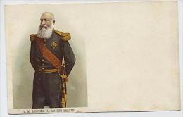 S.M. LEOPOLD II, Roi Des Belges - Belgique