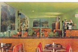 Canada Fountain Room Hilton Motor Hotel Roblin Manitoba - Other