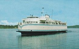 Canada M V Queen Of Esquimalt British Columbia Ferries