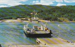 Needles-Fauquier Ferry Highway 6 British Columbia Canada