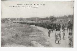 13- LA  BEDOULE- NOS  MARSOUINS  N1038 - Zonder Classificatie