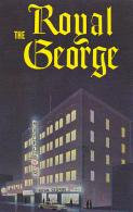 Canada Royal George Hotel Edmonton Alberta