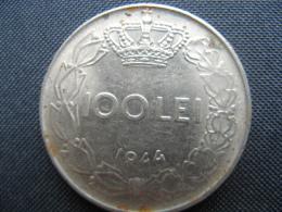 Coin 100 Lei 1944(Romania) - Roemenië