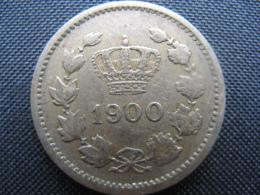 Coin 10 Bani 1900(Romania) - Roemenië