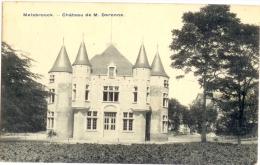 Melsbroek. Melsbroeck. Château De M. Derenne - Steenokkerzeel
