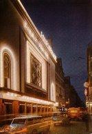 Paris La Nuit - Les Folies Bergère - Circulé 1969 - París La Noche