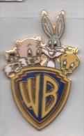 Superbe Pin´s En EGF , BD , Bugs Bunny , Titi , Grominet - BD