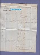 Lettre Ancienne De 1873 - CHATELLERAULT ( Vienne ) - Maison Landry Nouveautés - France