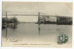 Environs De Rochefort - Pont Suspendu De TONNAY CHARENTE  - - France