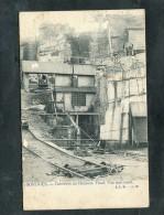 SOIGNIES CARRIERES DU HAINAUT    CIRC  OUI / 1901 AVEC TAMPON AFFRANCHISSEMENT - Soignies